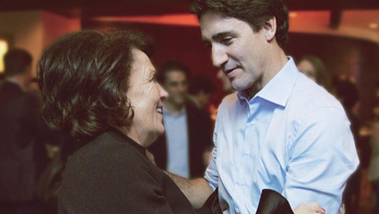 Justin Trudeau commente l'incendie chez sa mère et confirme son état de santé