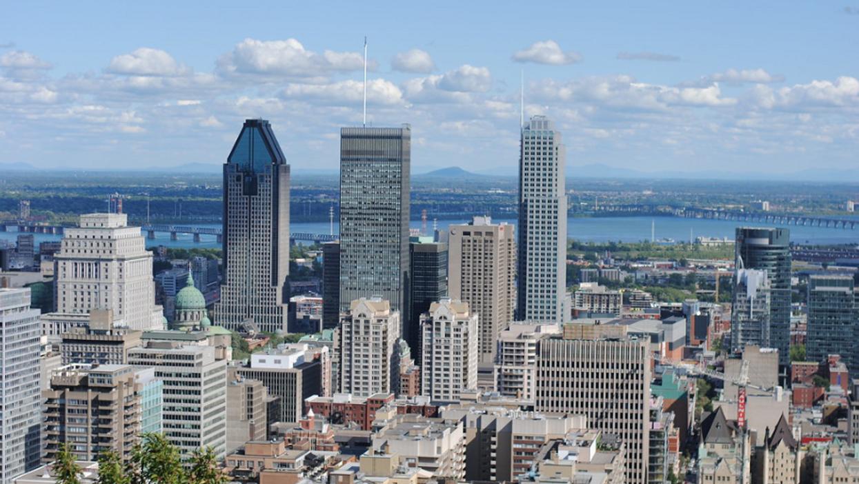 Un tremblement de terre a été ressenti dans le sud du Québec