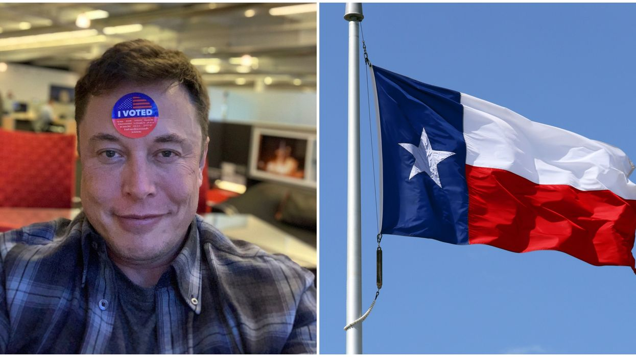 """Elon Musk Sides With Texas & Demands We """"FREE AMERICA NOW"""""""