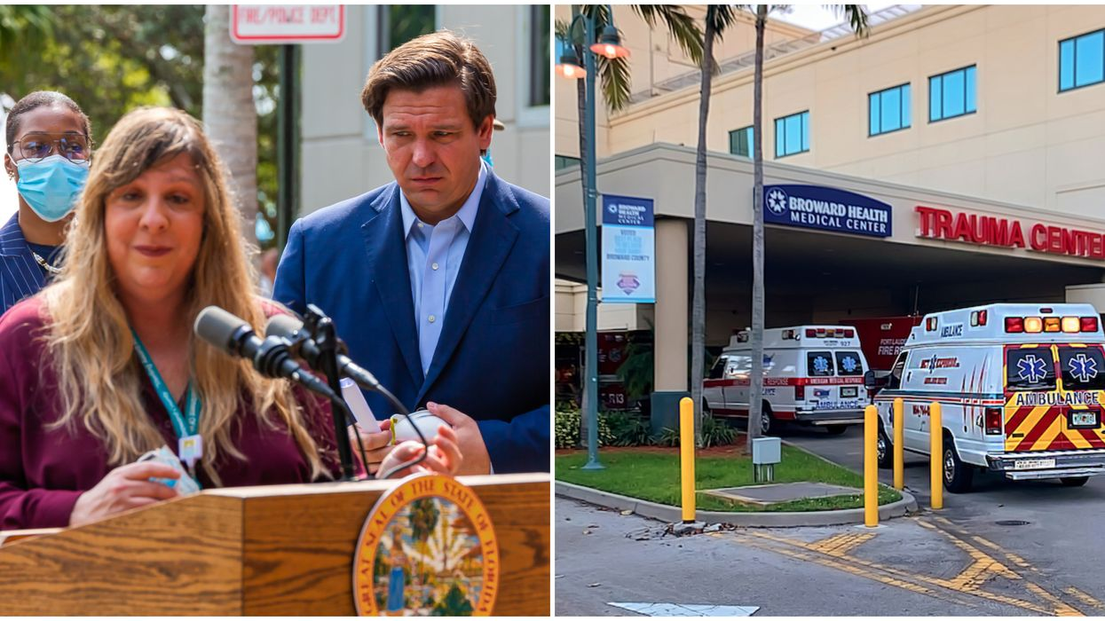 Florida Medical Examiners Have Been Blocked From Reporting All COVID-19 Deaths