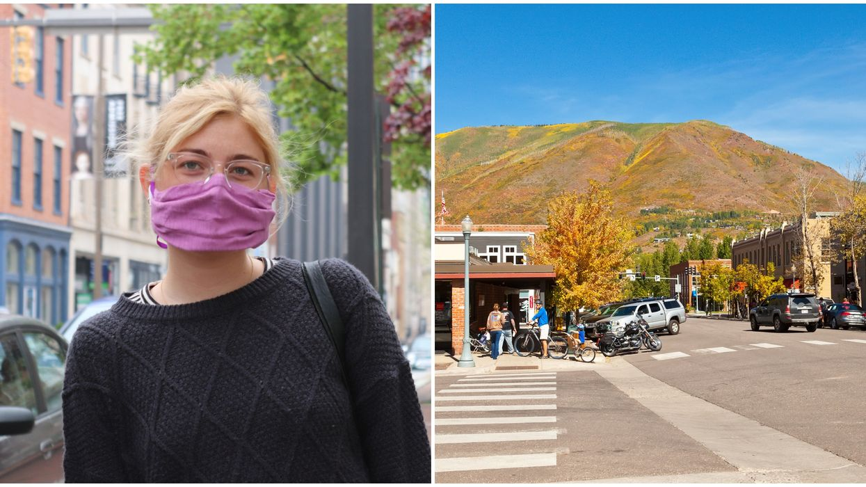 Colorado's Latest COVID-19 Update Includes 3 Cities That Make Wearing Face Masks Mandatory