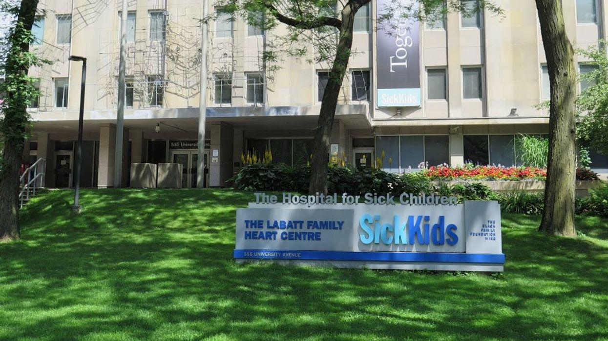 SickKids Hospital In Toronto Declares Its First COVID-19 Outbreak