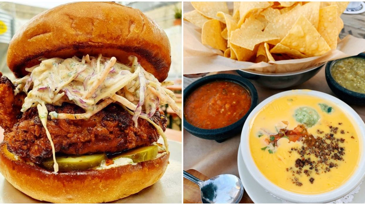 Dallas Restaurants Offering Dine-In Include These Tasty Spots