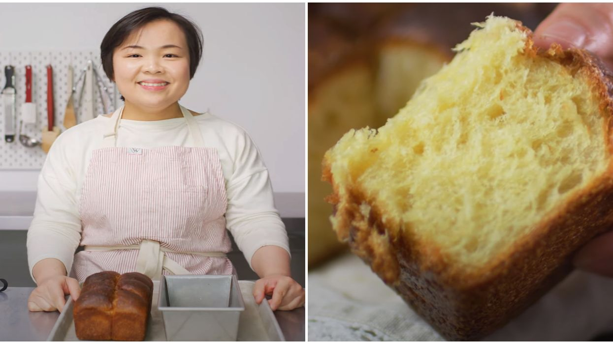 Beaucoup Bakery Vancouver's Best French Bakery Just Made The Easiest 2-Minute Brioche Tutorial