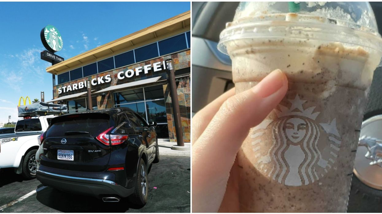 Florida Woman Finds 'Tampon' Hiding Inside Her Starbucks Cup (VIDEO)