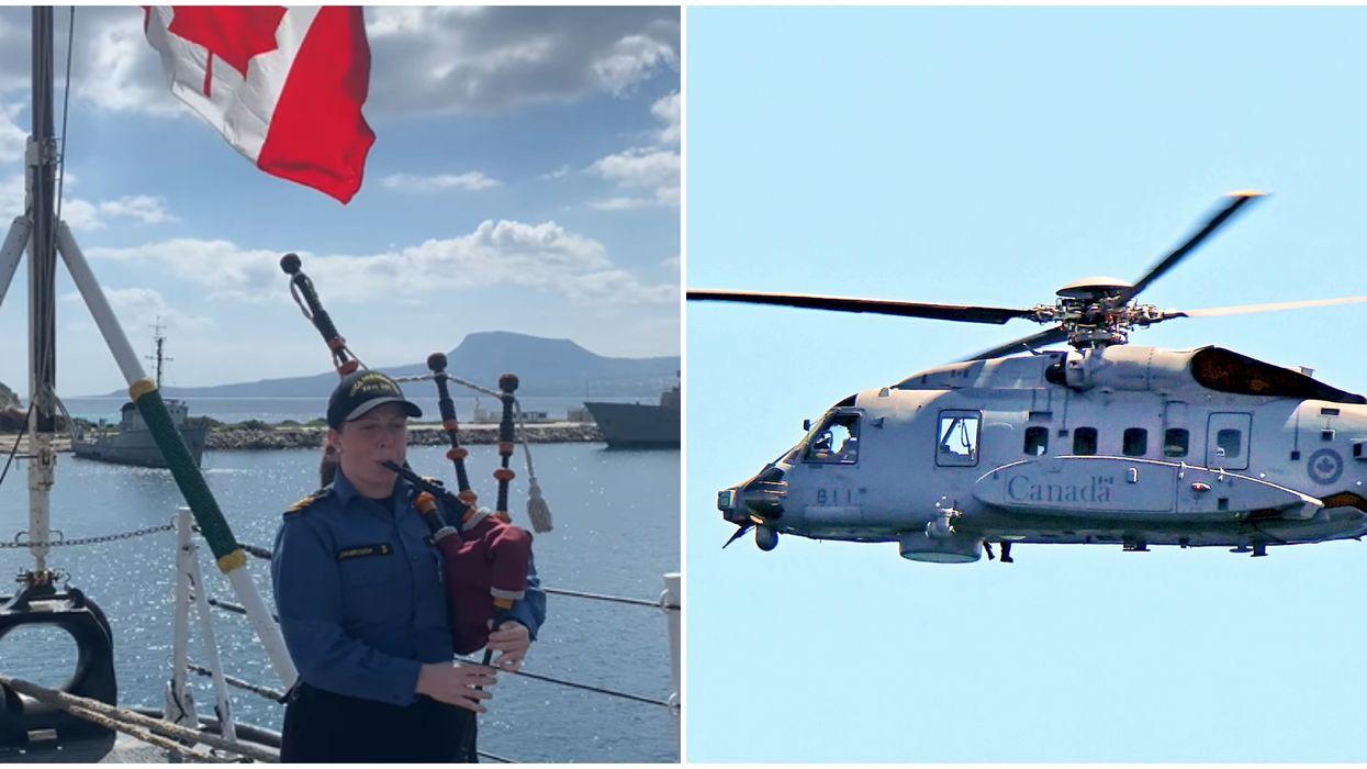 Canadian Helicopter Crash Victim Paid Tribute To Nova Scotia Last Week
