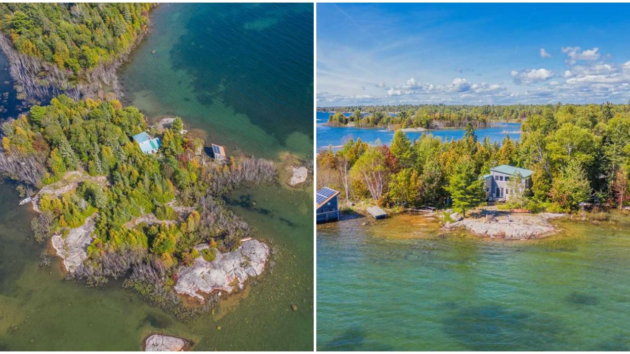Ontario Private Islands For Sale Start A Hell Of A Lot Cheaper Than You Probably Think