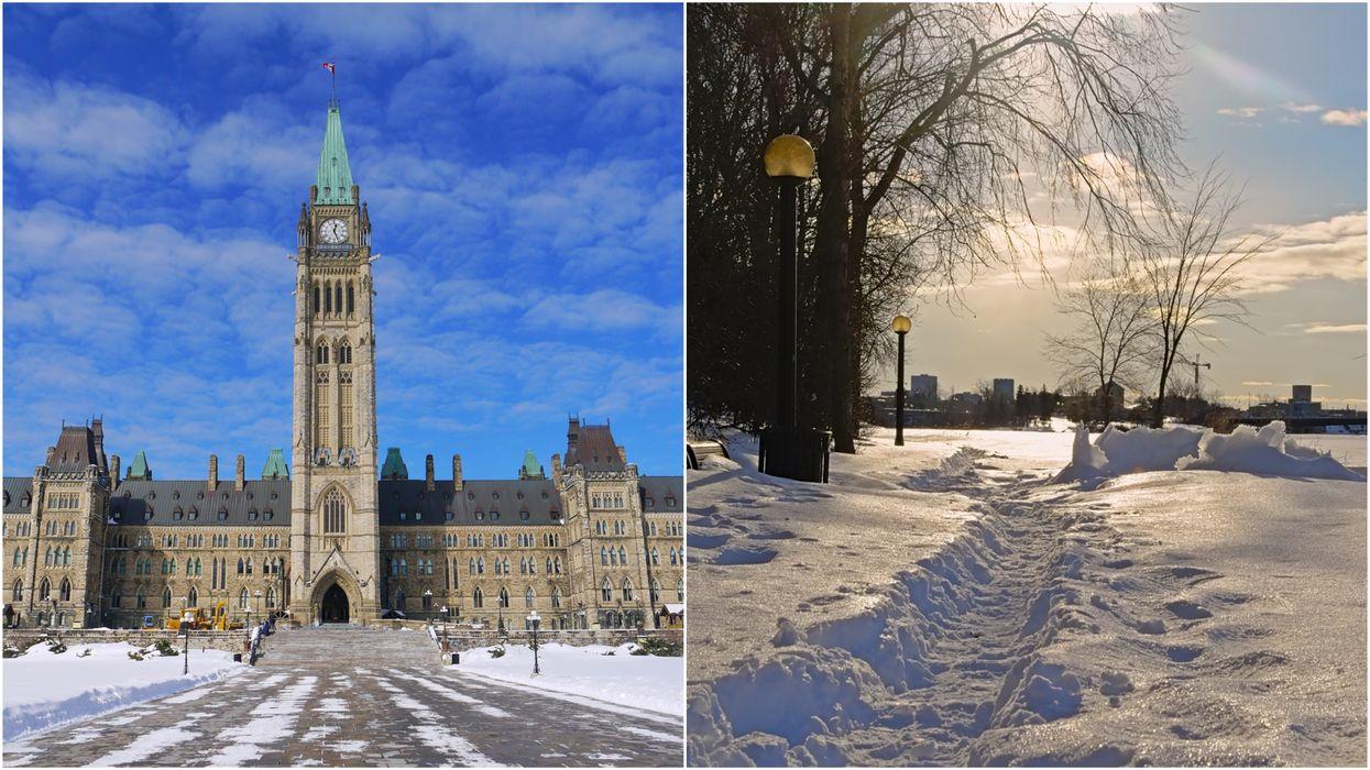 Ottawa's Weather Could Break Records Next Week As Below Freezing Temperatures Return