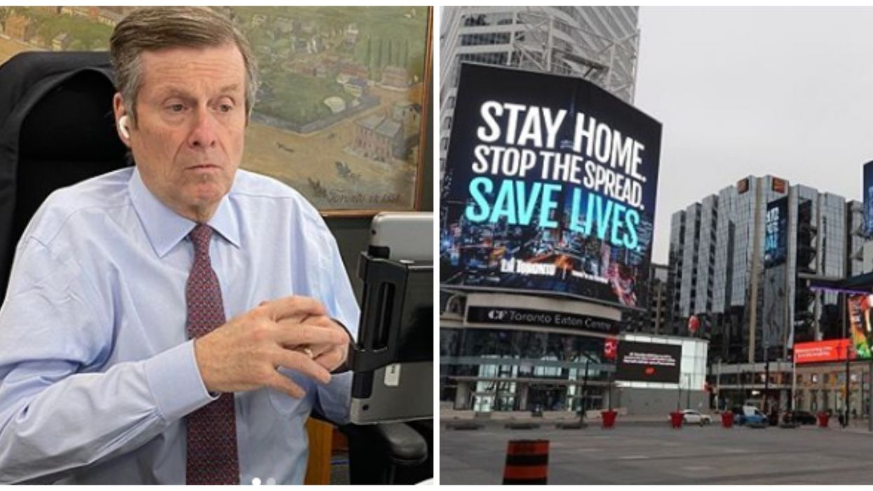 Toronto's Social Distancing Rules Could Stay In Place For A Long Time After Lockdown