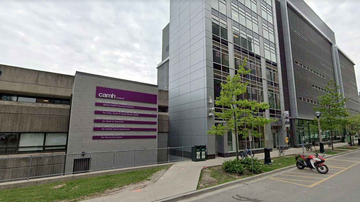 COVID-19 In Canada Causes CAMH Virtual Calls To Soar By 750% Between March And April