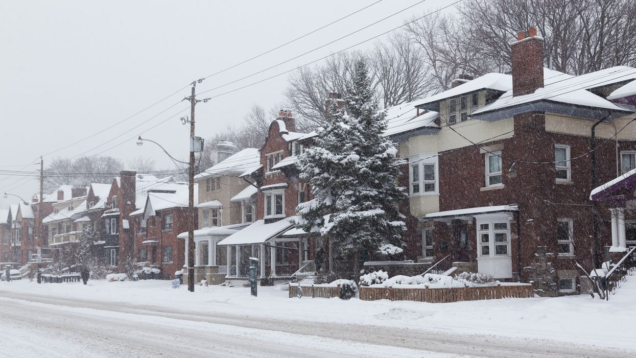 Ontario's Weather Forecast Could Bring Record-Breaking Cold  & Snow This Week