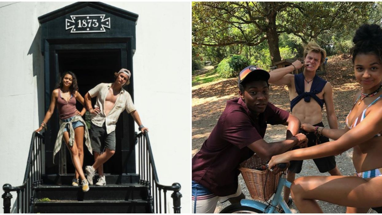 Netflix Original Series Outer Banks Is Filmed In Charleston