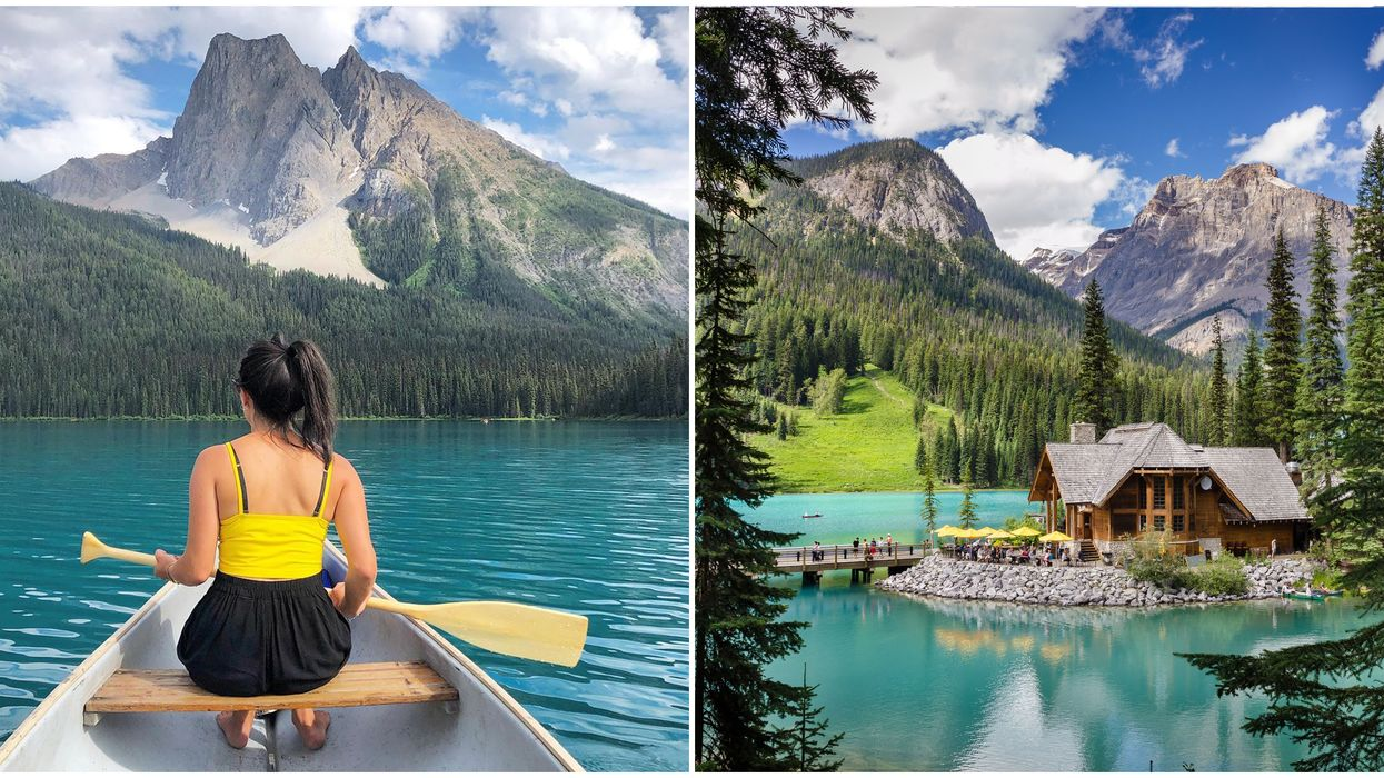 Emerald Lake Lodge Is An Iconic Canadian Destination Everyone Needs To Visit Once