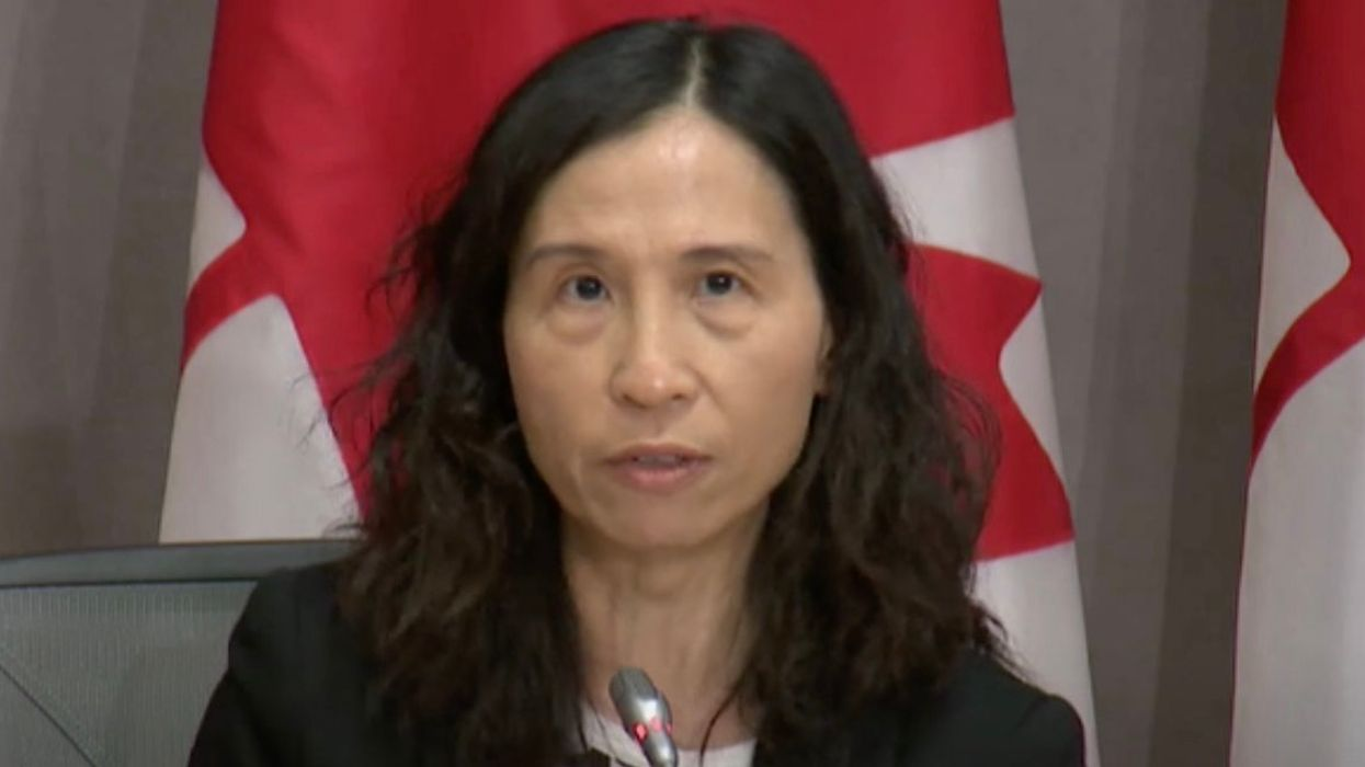"""Reopening Canada's Economy: The """"Time Is Right"""" Says Chief Public Health Officer"""