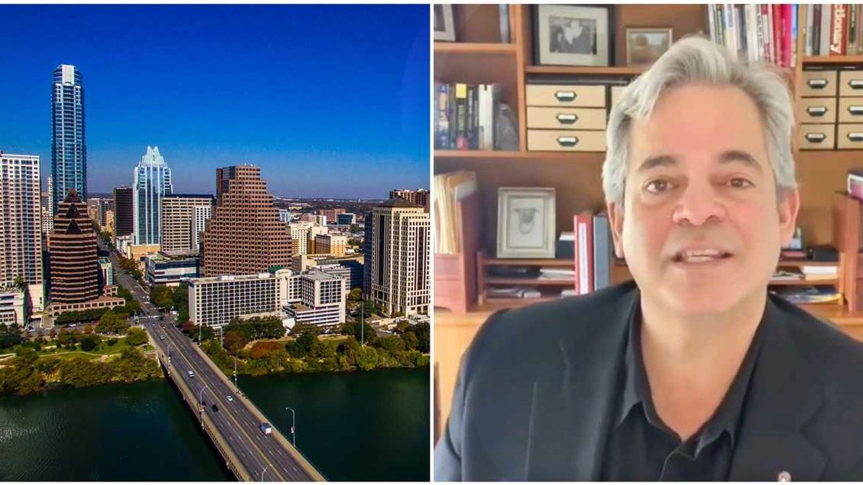 Mayor Steve Adler Just Announced Austin's Stay-At-Home Order Was Extended Again