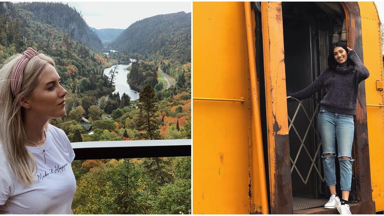 Ontario Scenic Train Rides Are The Best Way To See The Province's Natural Beauty
