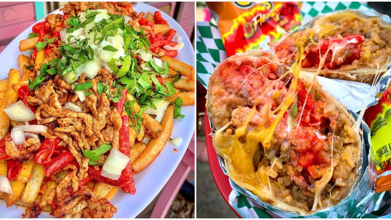 San Antonio Tex-Mex Restaurant Adds Hot Cheetos To Everything