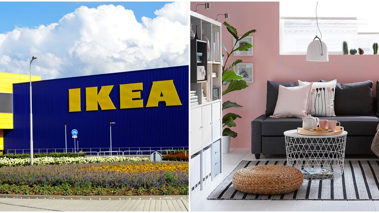 Ikea Canada's Sale Right Now 50% Off Couches And More