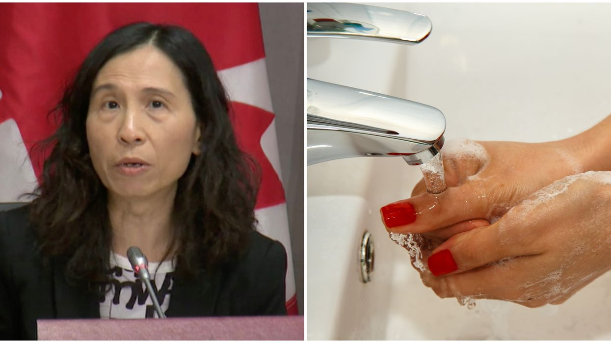 Dr. Theresa Tam Is Still Preaching Hand Washing After 101 Days Of COVID-19 In Canada