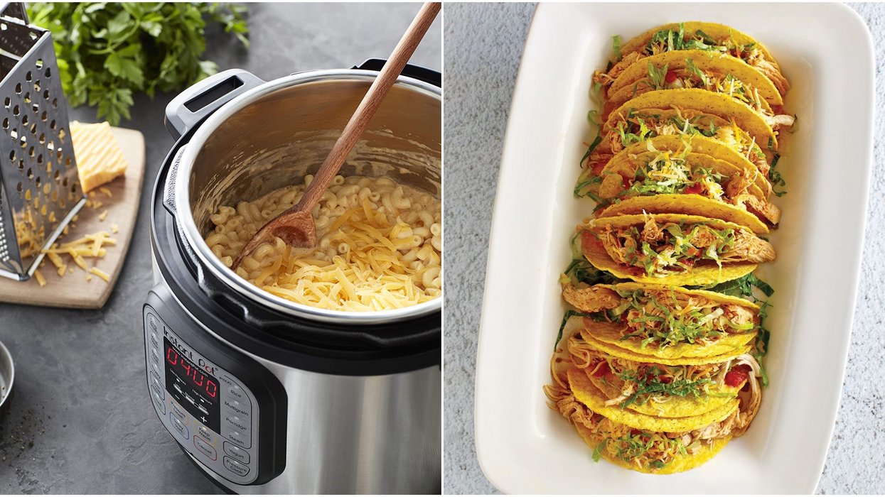 You Can Get The Instant Pot In Canada On Sale Right Now