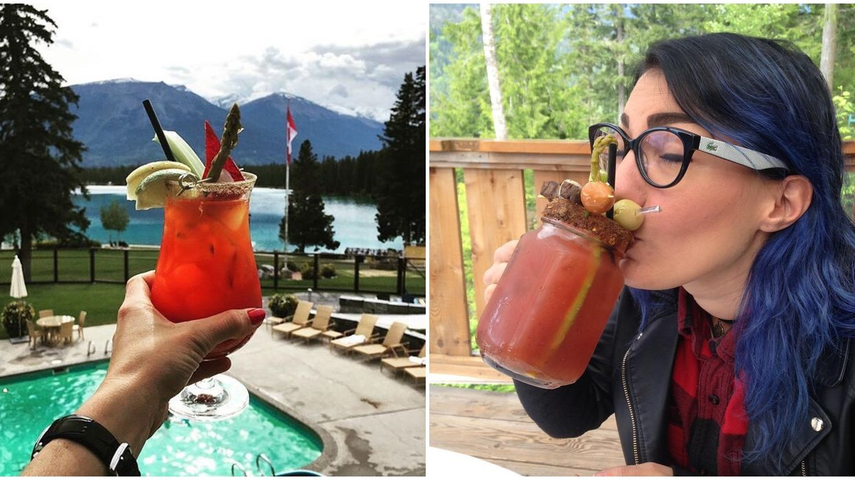 A Pre-Mixed Caesar Drink Made In Canada Is Coming To The LCBO This Week