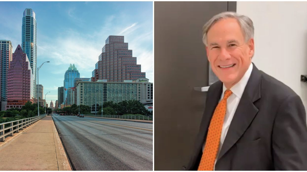 Greg Abbott Just Announced That Hair & Nail Salons Can Open This Friday