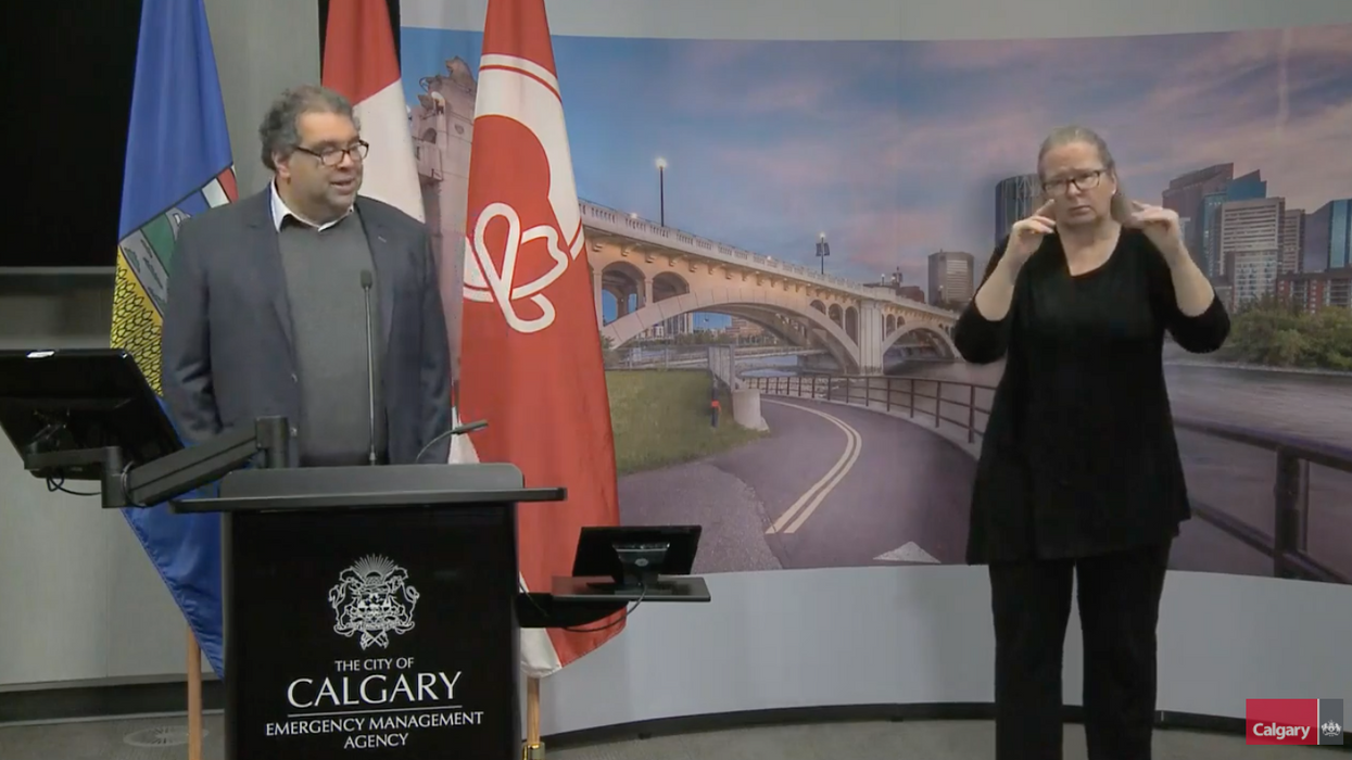 Alberta's Relaunch Strategy Has The Calgary Mayor Asking A Lot Of Questions
