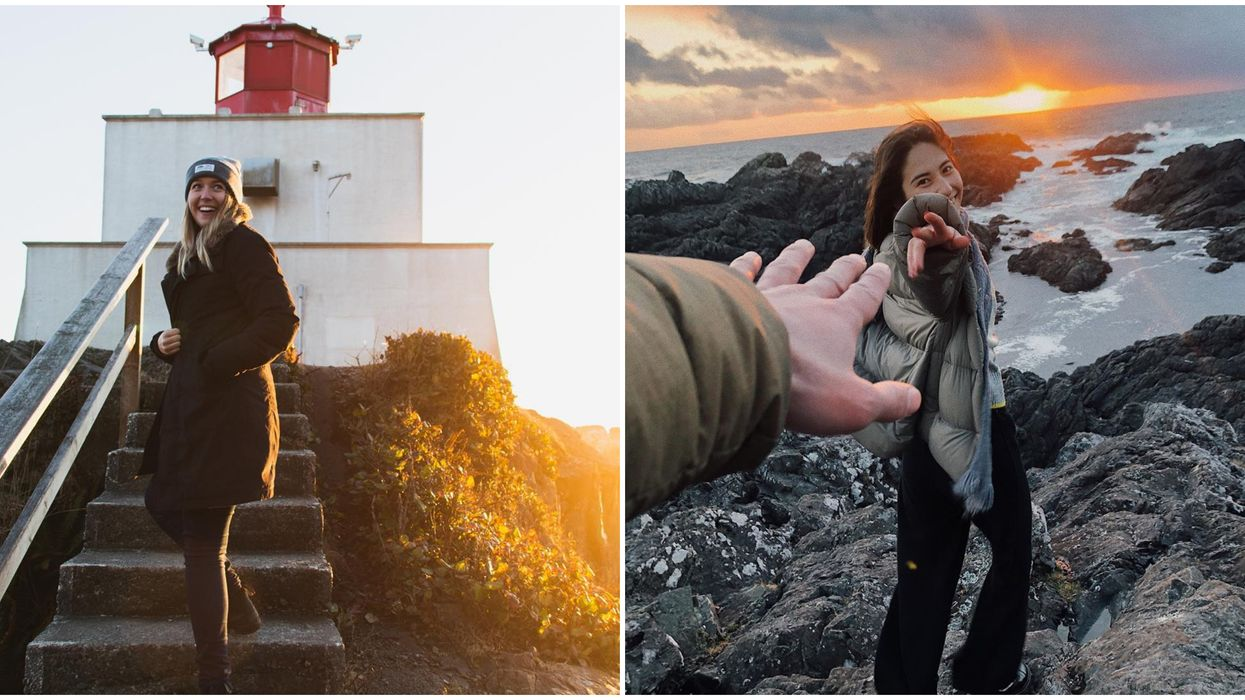 Amphitrite Point Lighthouse Hike In BC Will Give You Serious East Coast Vibes