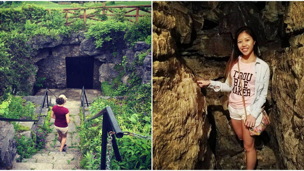 Tyendinaga Caverns And Caves Are An Adventure Lover's Dream Trip
