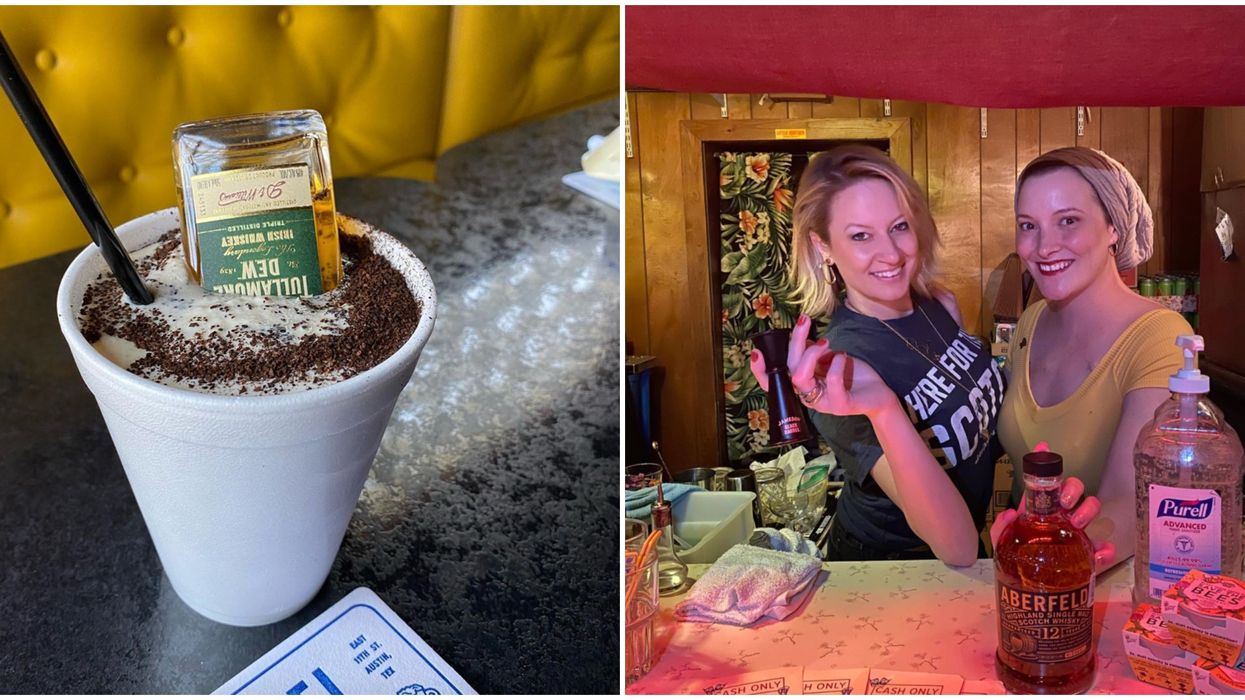 Austin Bar Sells Daiquiris To-Go For A Limited Time