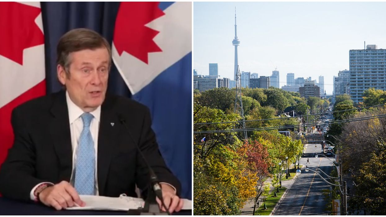 Toronto's COVID-19 Update Shifts Focus To Outdoor Safety As Weather Improves