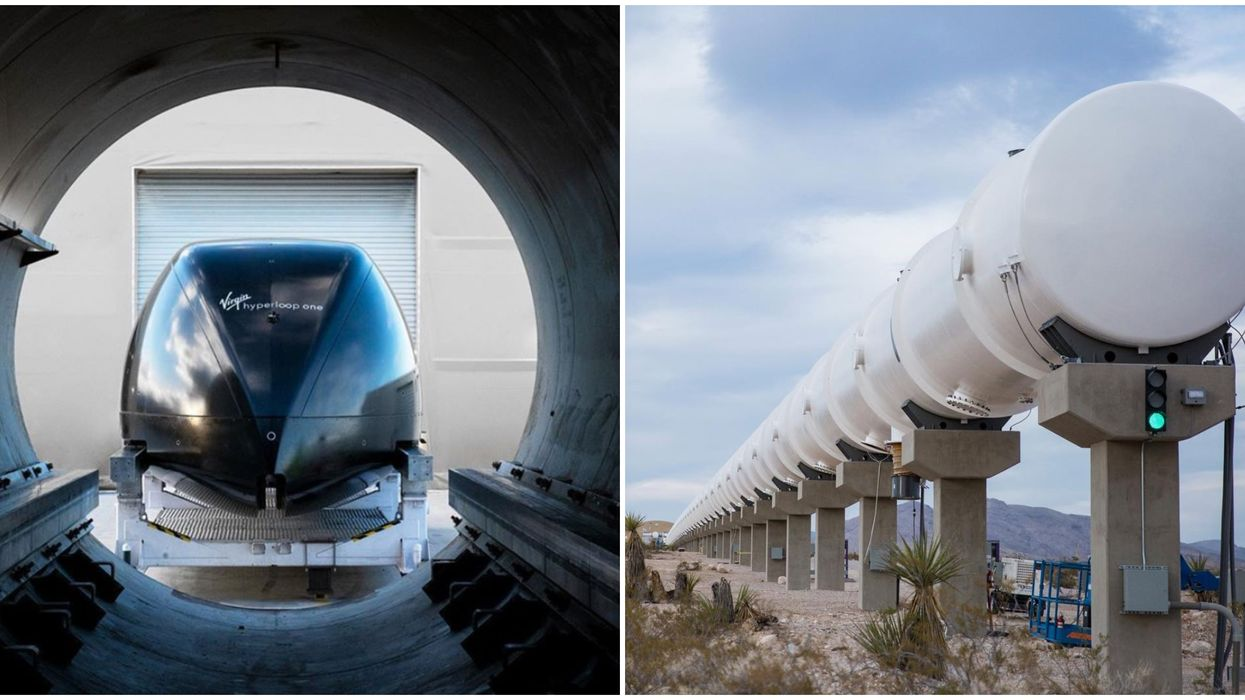 Missouri's High-Speed Train Could Take You From St. Louis To Kansas City In 30 Minutes