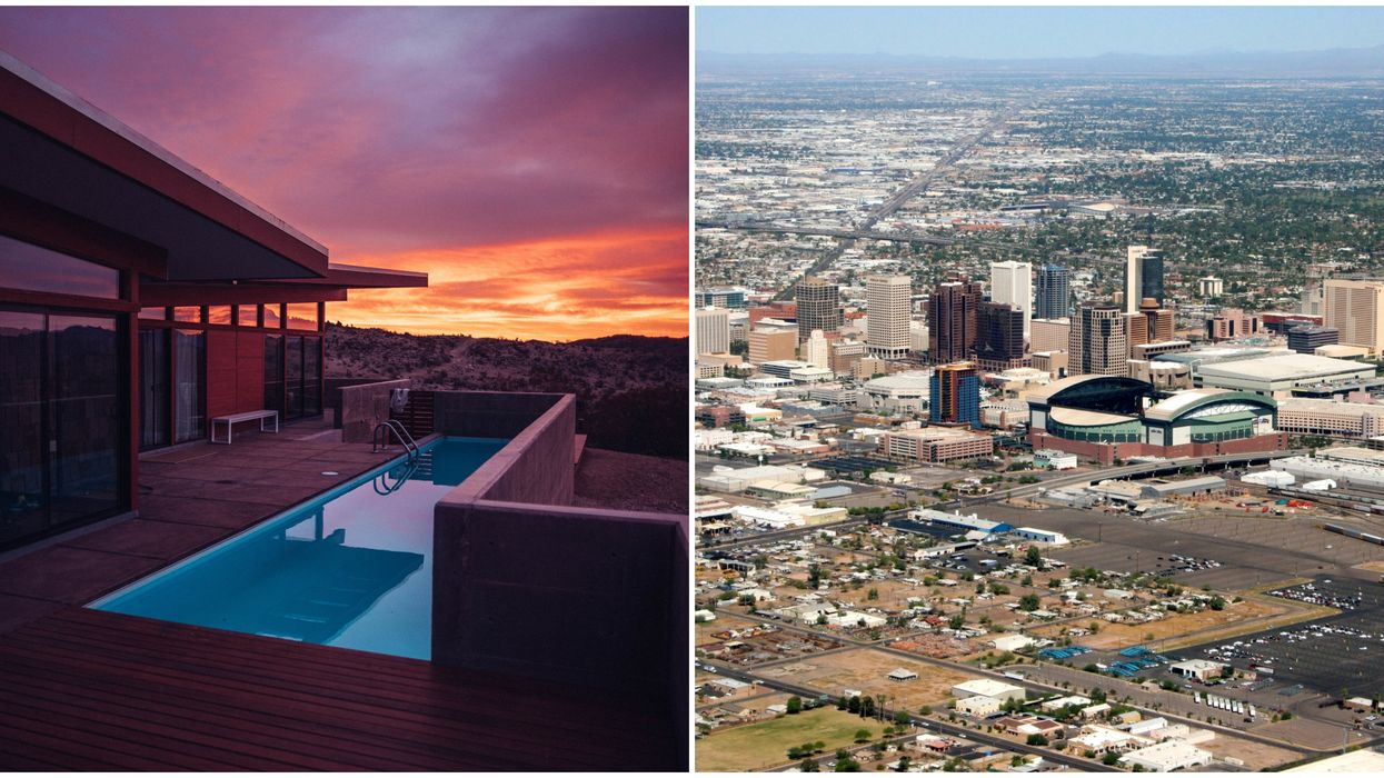 Airbnb In Phoenix Announced A Ban On Parties With No End Date In Sight