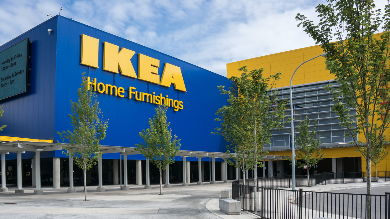 IKEA Canada Stores Are Reopening For Curbside Pickup & It Starts Today