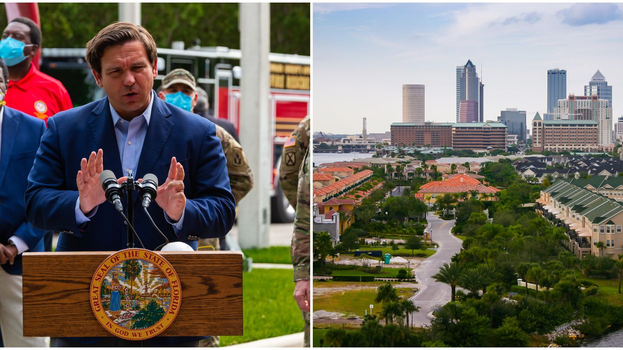 Governor Ron DeSantis Housing And Rental Assistance In Florida To Distribute $5 Million