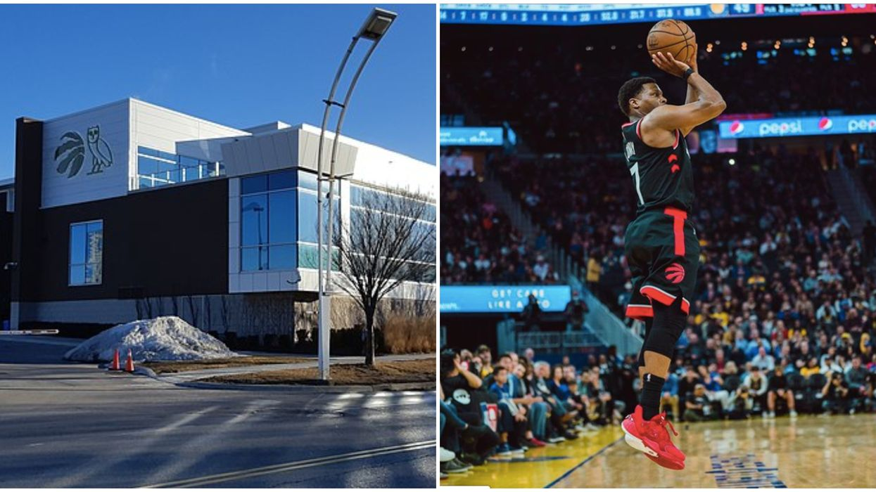 Toronto Raptors' Training Facility Will Reopen For Members Next Week