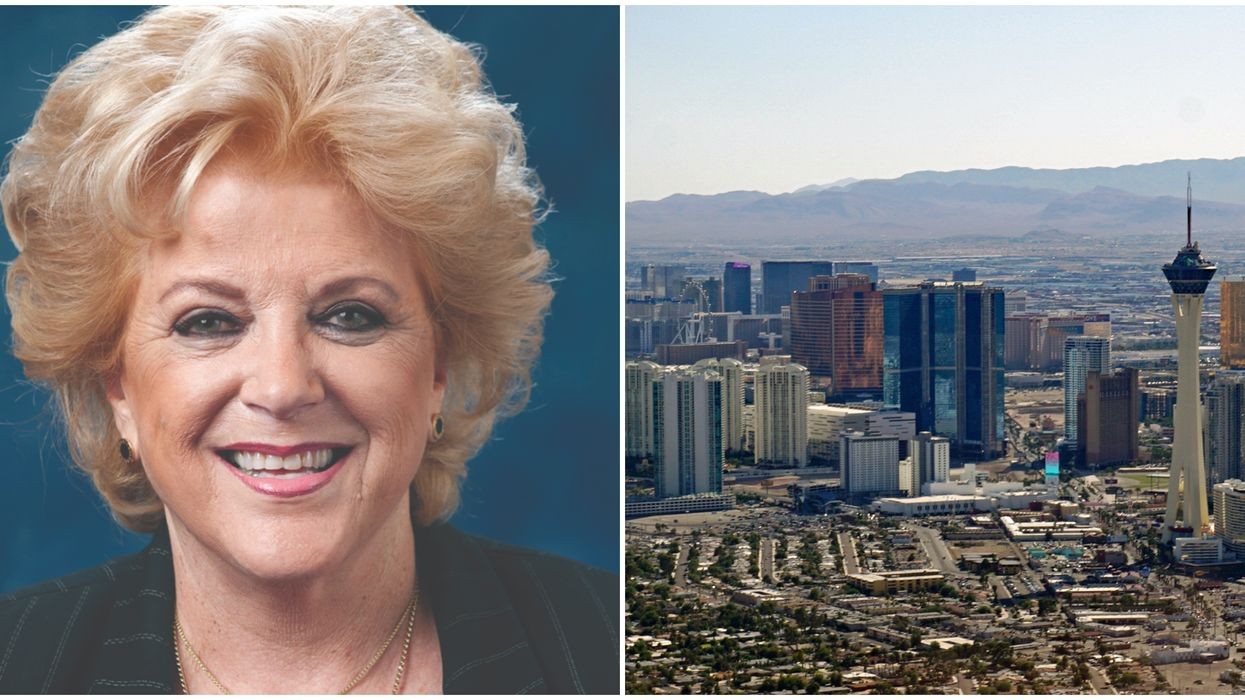 Intent To Recall Las Vegas Mayor Is In The Works & Needs 6,745 Signatures