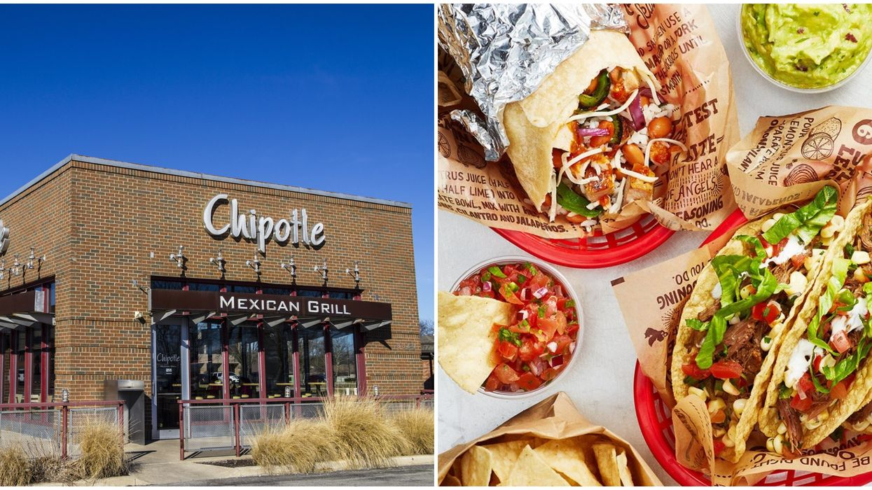 """""""Chipotlanes"""" In Colorado Exist & It's The Fastest Way To Pickup A Chipotle Burrito"""
