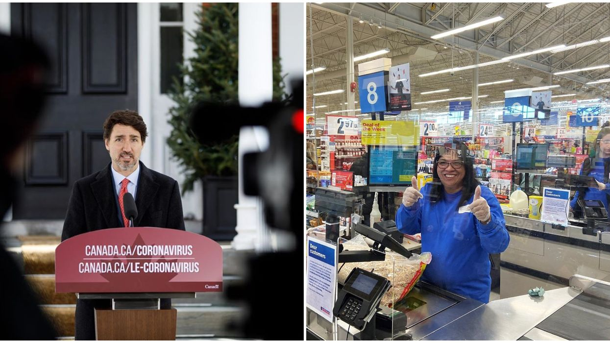 Grocery Store Workers In Canada Got A Shout Out From The PM