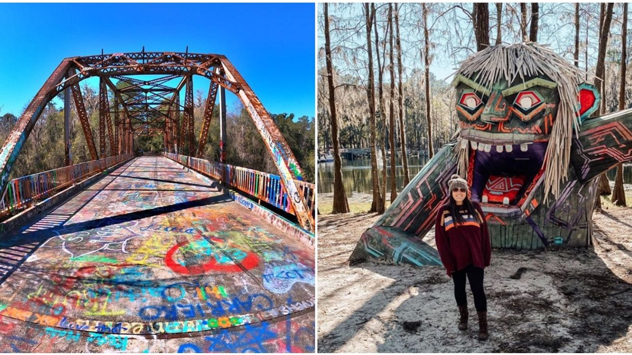 Suwannee River In Florida Has Major Boho Vibes Waiting To Be Explored