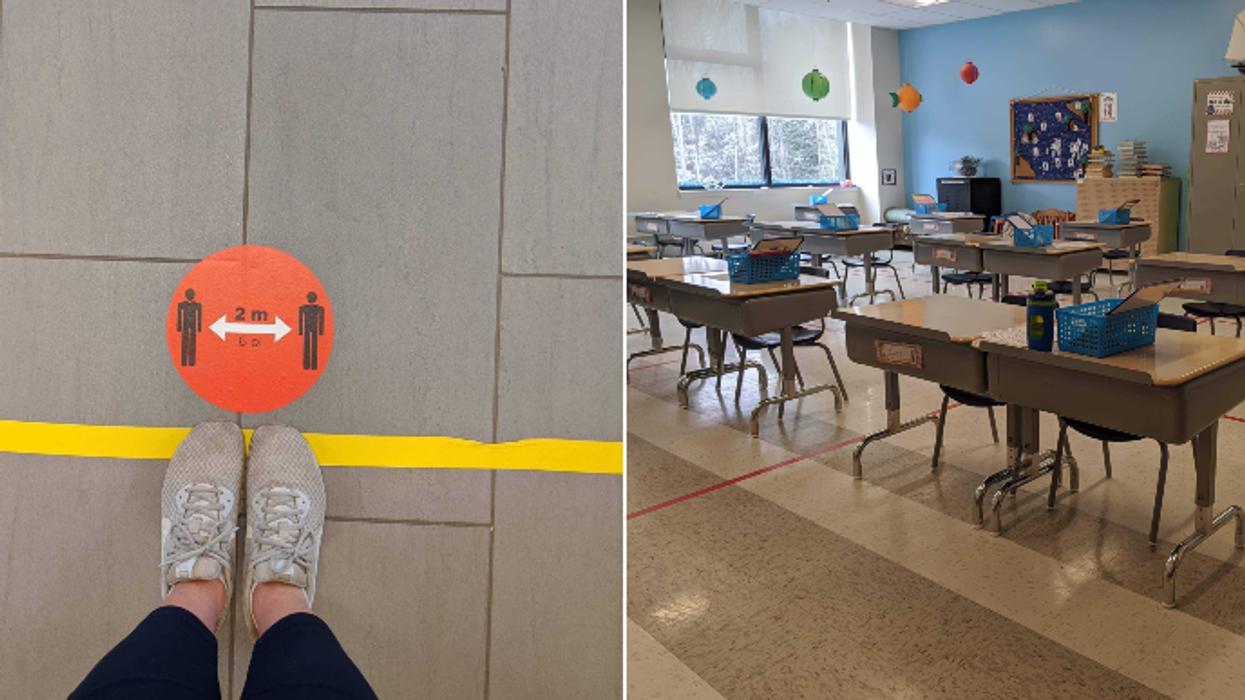 Réouverture des écoles au Québec: Voici à quoi les élèves peuvent s'attendre (PHOTOS)