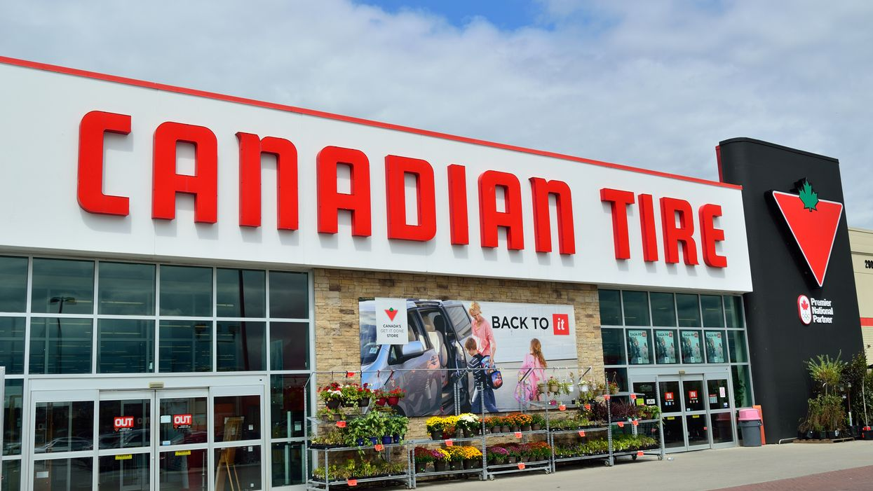 Canadian Tire Ontario Locations Are Officially Open Again