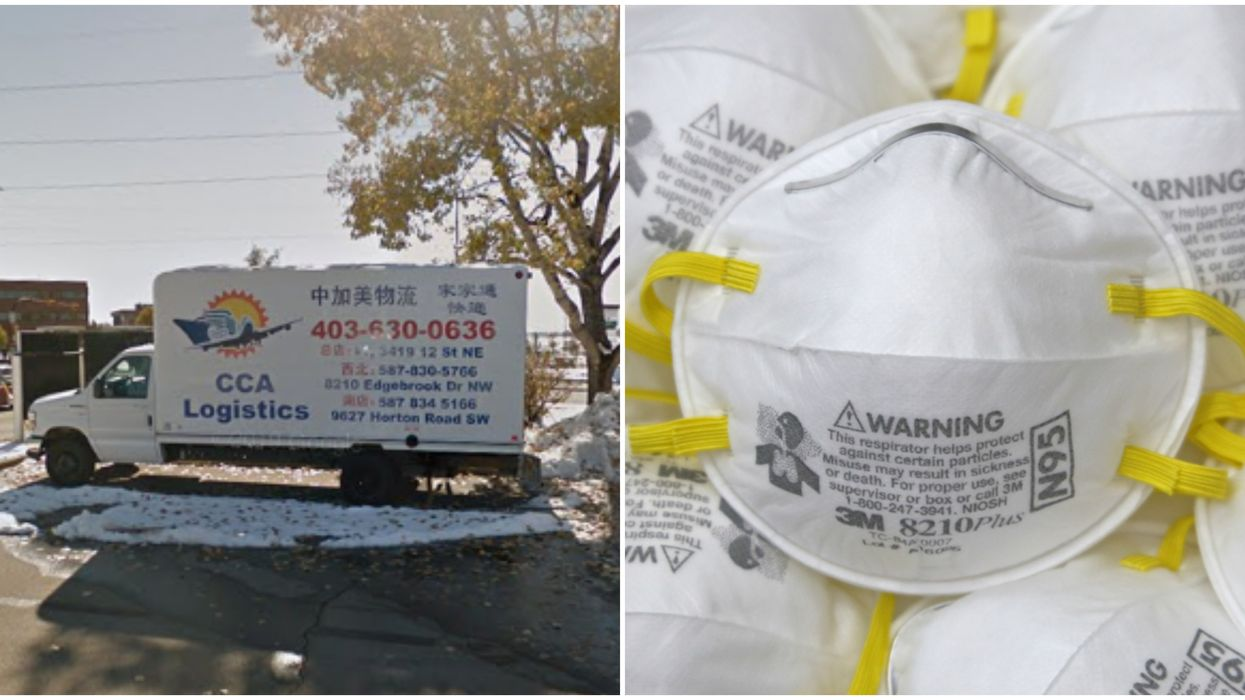 Company Selling Masks In Calgary At 400% Mark Up Exposed By 'Report A Rip-Off Line'