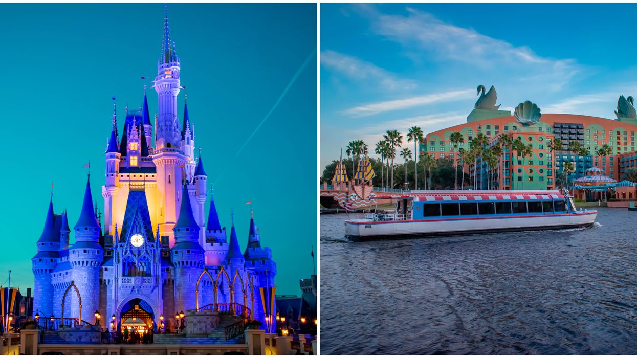Walt Disney World Resort In Orlando Is Accepting Reservations For July
