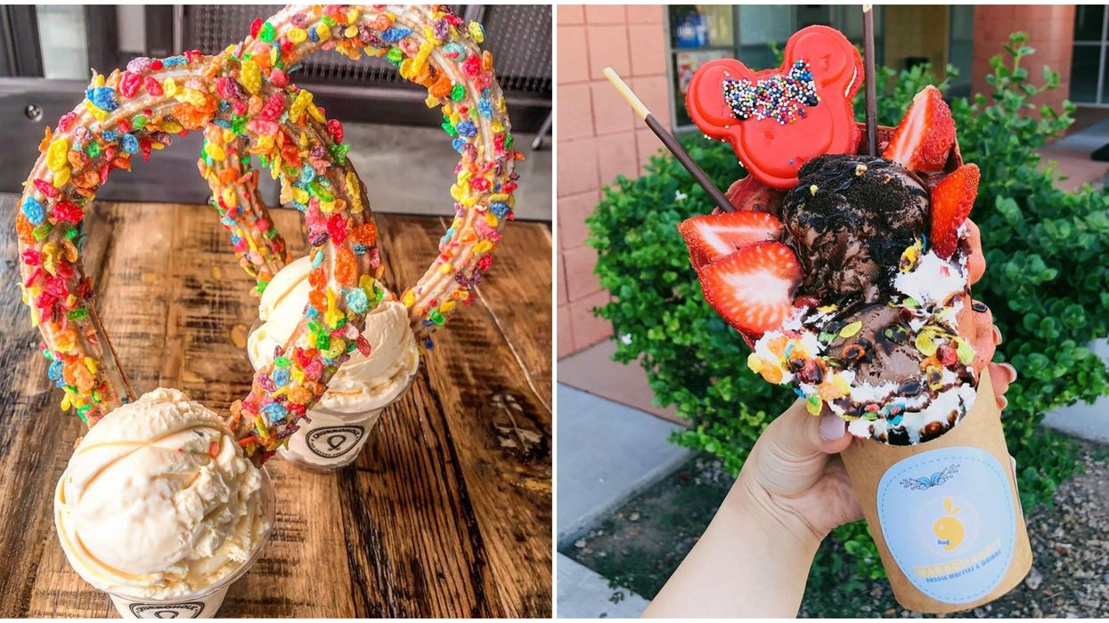 7 Dessert Shops In Arizona That Are The Perfect Sweet Tooth Fix