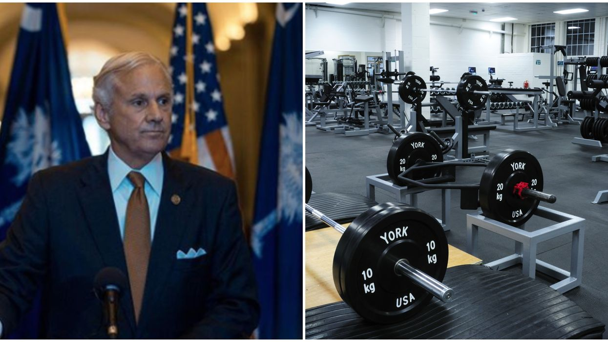 South Carolina Salons Gyms And Public Pools Start Opening Next Week