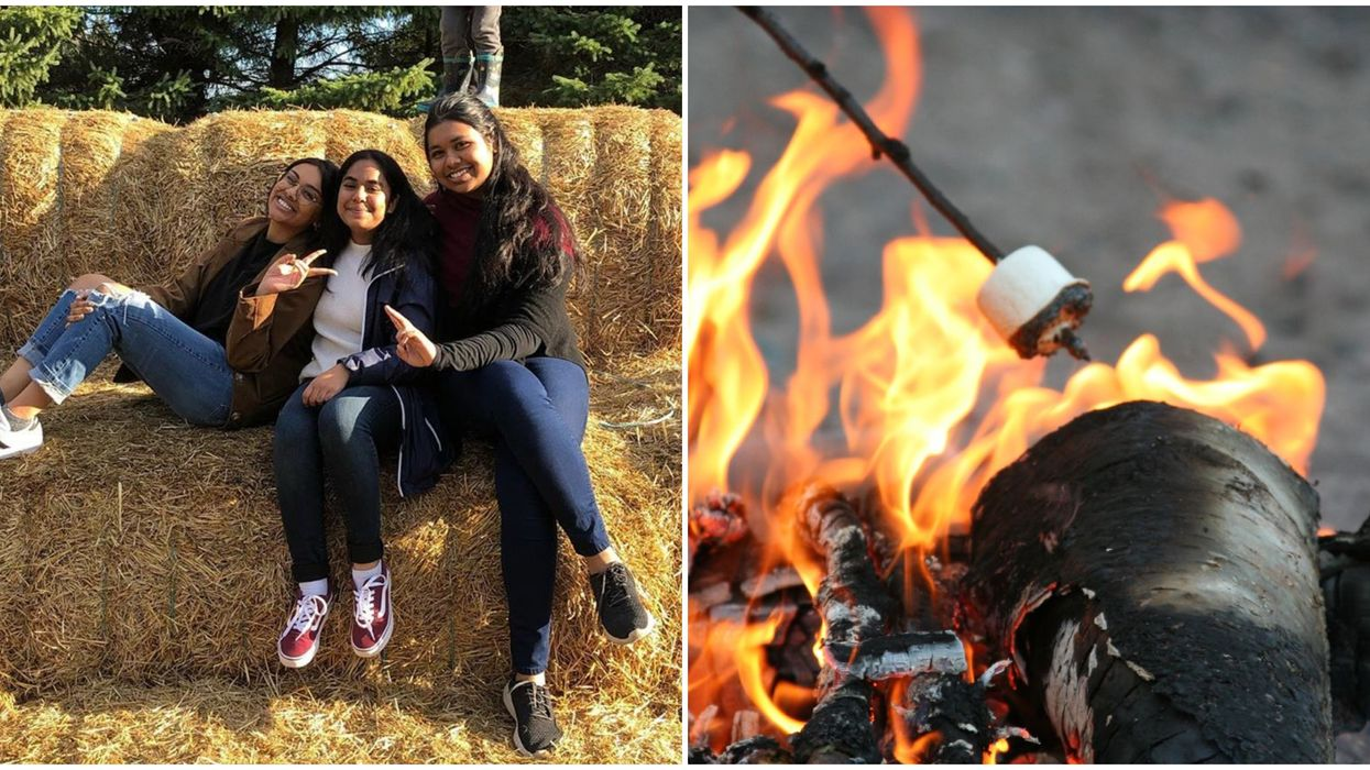 Social Distancing Campfires Are Now A Thing In Ottawa And We Can't Wait To Go