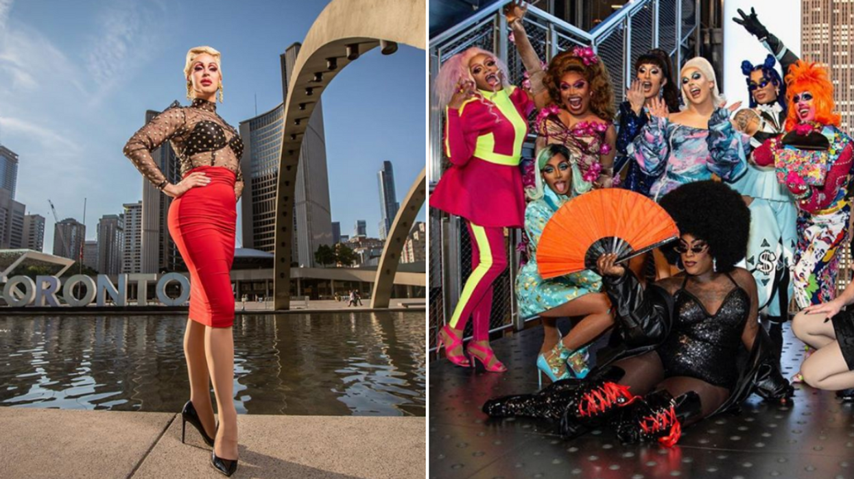 'Canada's Drag Race' First Look Is 'Unapologetically Canadian' & It's Everything (PHOTOS)