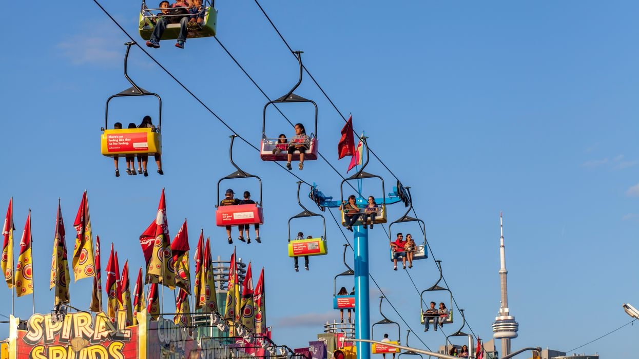 Canadian National Exhibition Is Cancelled For The First Time Since WWII