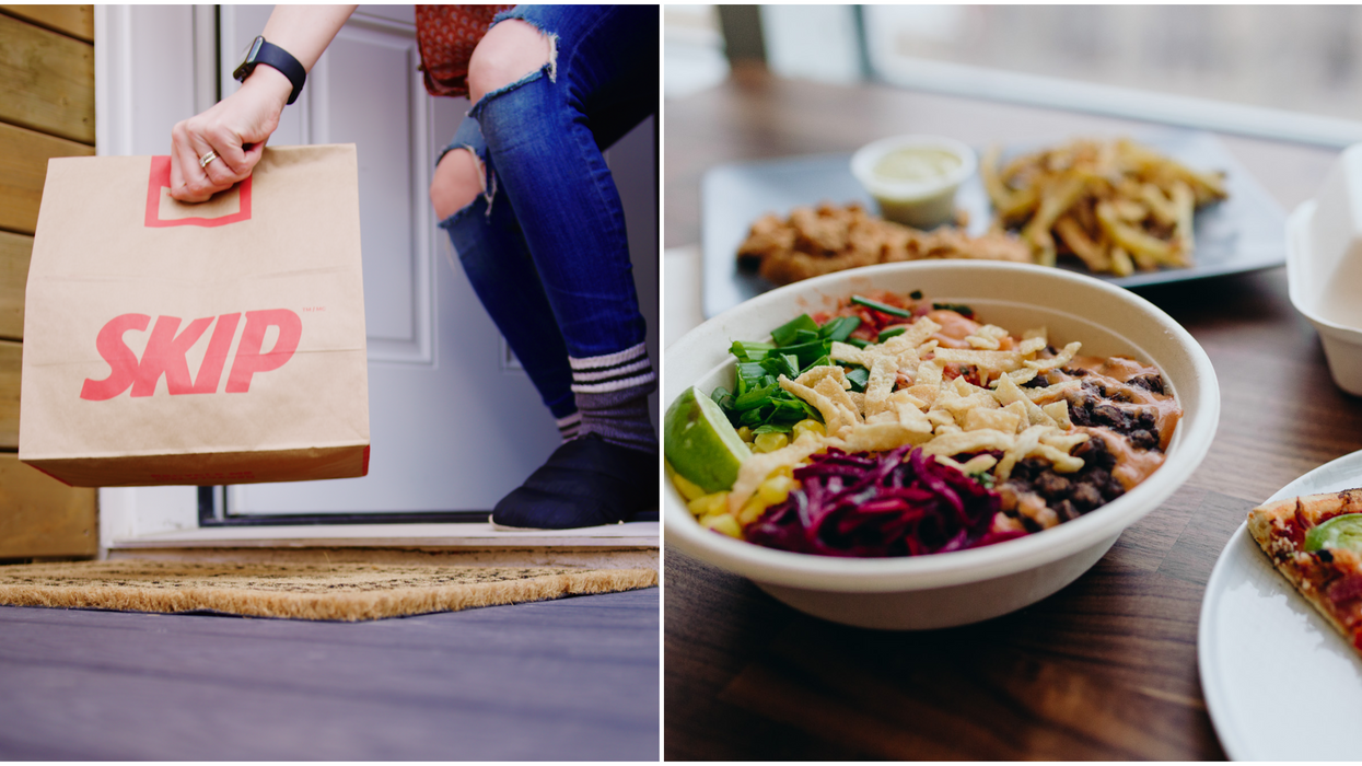 You Can Now Order Restaurant Meal Kits And More With SkipTheDishes
